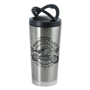 16 oz. Stainless Steel Thermal Flask