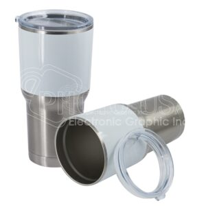 30 oz. Stainless Steel Vacuum Travel Tumbler