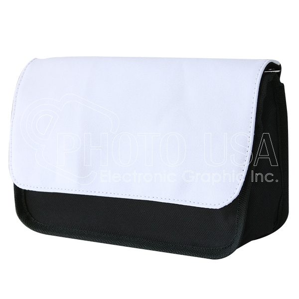 Sublimation pencil pouch/cosmetic bag