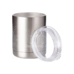 10 oz. Stainless Steel Lowball Tumbler 1