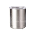 10 oz. Stainless Steel Lowball Tumbler