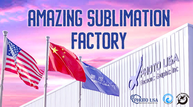 Amazing Sublimation Factory