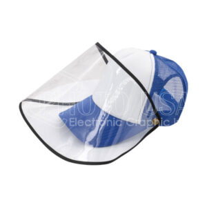 Mesh Cap w/ Removable Face Shield