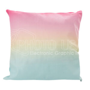 Pillow Case in Gradient Colors