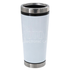 17 oz. Stainless Steel Travel Mug with PP Insert