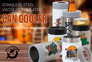 Stainless Steel sublimation Can cool