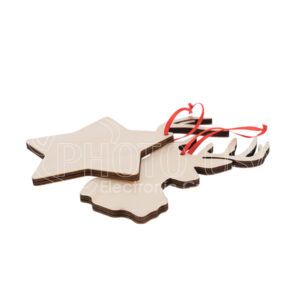 Sublimation Plywood Ornament