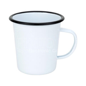 16 oz. Tapered Enamel Mug with Handle