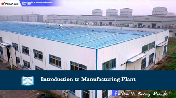 introduction Manufacturing Plant