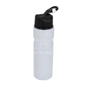 700 ml Sublimation Aluminum Sports Bottle with Clasp Handle