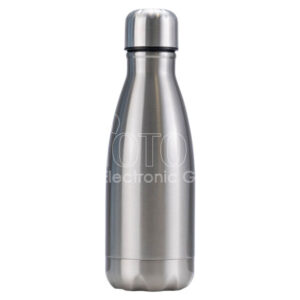 500 ml Sublimation Single-Walled Stainless Steel Cola-Shaped Water Bottle