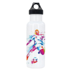 Sublimation Stainless Steel Sports Bottle with Screw Top