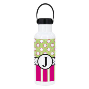 Sublimation Stainless Steel Sports Bottle with Swivel Handle