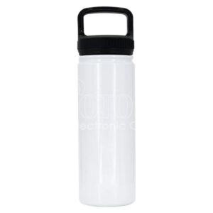 Sublimation Stainless Steel Sports Bottle with Clasp Style Loop Handle