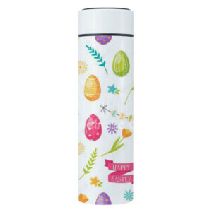 450 ml Sublimation Smart Stainless Steel Vacuum Flask with LED Temperature Display